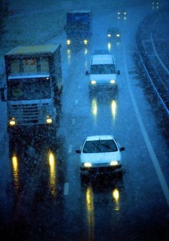 Autos verantwortlich für mehr Regen?