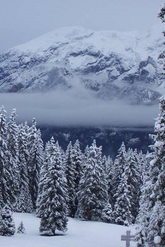 Wintereinbruch in Tirol
