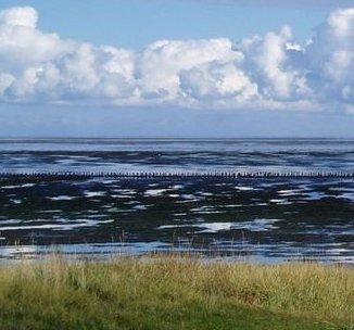 Wattenmeer bei Sylt