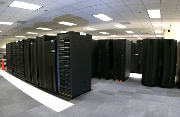 NOAA Supercomputer