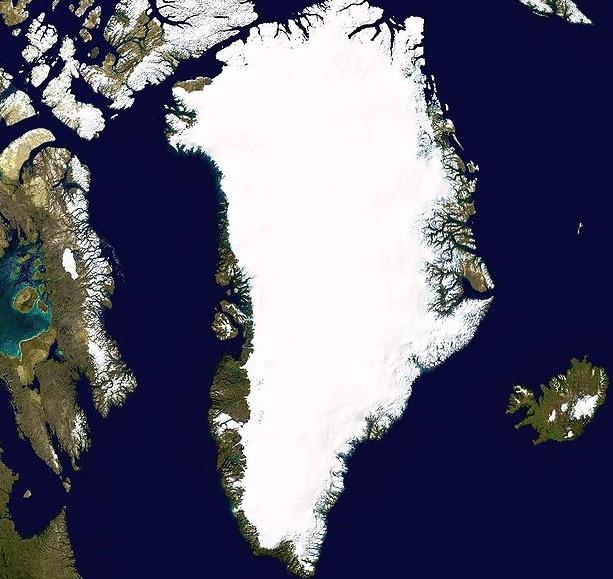 Grönland und Island