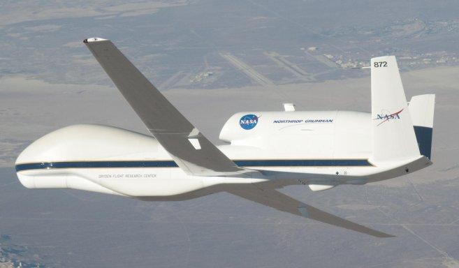 NASA-Forschungsflugzeug Global Hawk