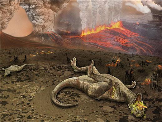 Aussterben der Dinosaurier