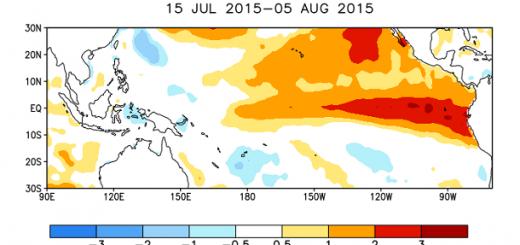 El Niño 2015