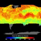 OCO-2 Daten Juni 2015