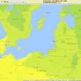 Jahrestemperatur Ostsee