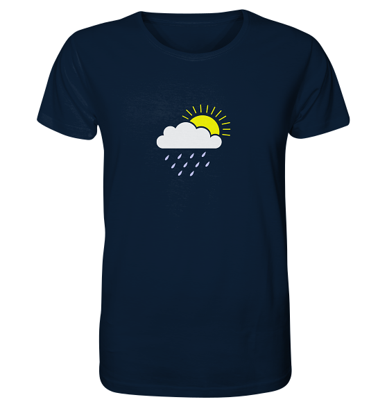 Jetzt neu: Wetter-Symbol T-Shirt