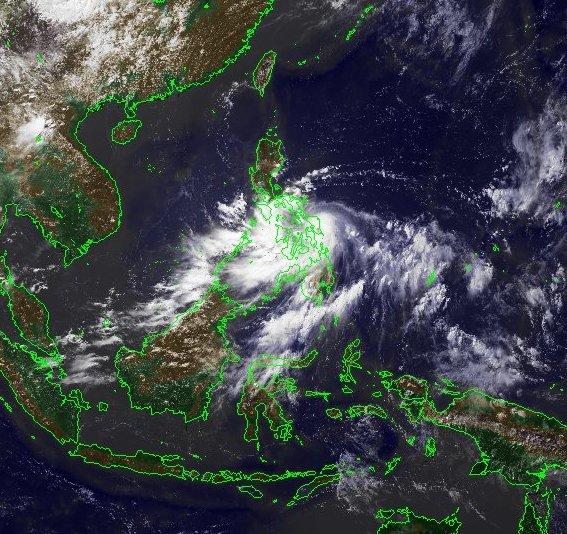 Taifun Fengshen